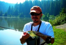 Nicolás Schwint 's Fly-fishing Photo of a Crappie – Fly dreamers