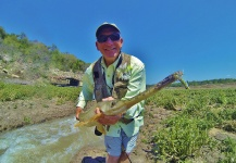 Fly-fishing Picture of Gar shared by Gibson McGuire – Fly dreamers