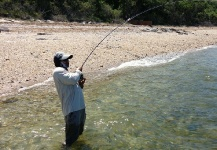 Striper Fly-fishing Situation – Chanan Chansrisuriyawong shared this Interesting Pic in Fly dreamers
