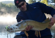 Rich Strolis 's Fly-fishing Pic of a Pike – Fly dreamers