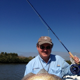 Capt scott null fly fishing guide fly dreamers directory for Port o connor fishing