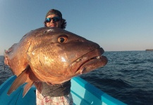 Fly-fishing Picture of Cubera snapper shared by Taylor Brown – Fly dreamers