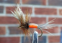 Fly-tying for Cutthroat - Photo shared by Lawrence Finney – Fly dreamers