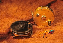 Fly-fishing Vintage Tackle Picture shared by Marcelo Morales – Fly dreamers