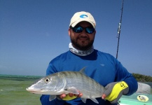 Fly-fishing Image of Bonefish shared by Xavier Rivas – Fly dreamers