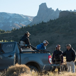 Fly fishing guides - Traful River - Arroyo Verde Lodge