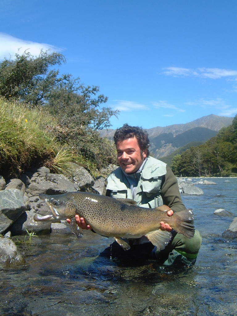 Boris cech fly fishing guide fly tying instructor for Fly fishing book