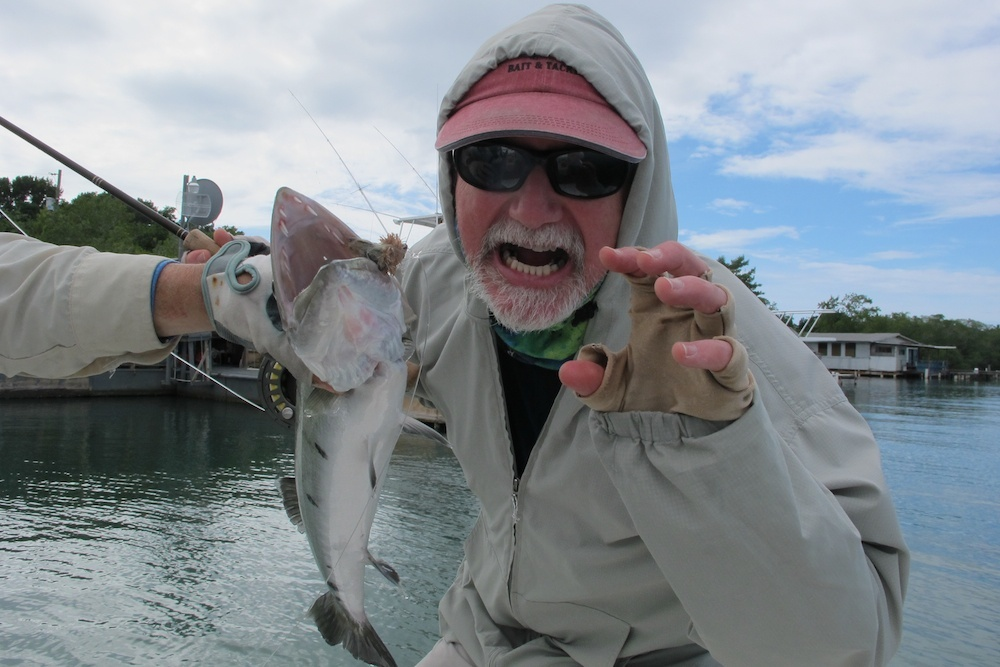 Francisco pochy rosario fly fishing guide fly tying for Fly fishing puerto rico