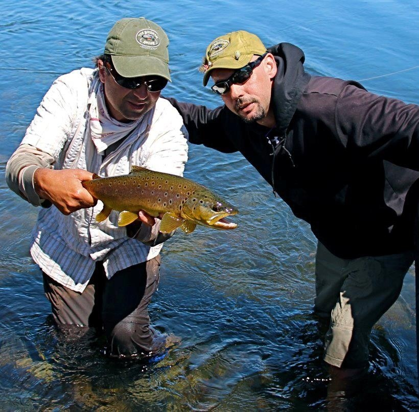 Rio dorado outfitters fly fishing outfitter fly for Rio fly fishing
