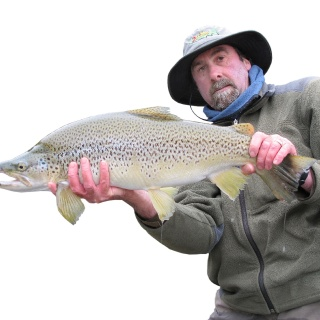 Martin Langlands 100% focus on Creative Fly Fishing -DVDs- Guiding