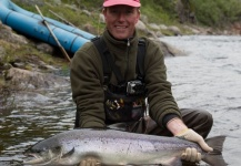 Summer Salmon on the Kola Peninsula