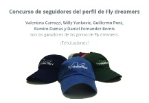 Fly dreamers Follow Contest