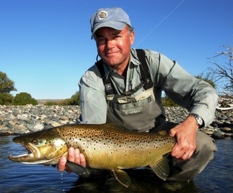 Fishing Report: Limay River by Limay River Lodge