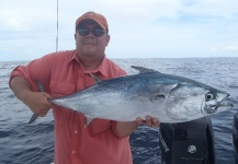 Fly-fishing Pic of False Albacore - Little Tunny shared by Only On A Fly – Fly dreamers