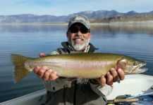 Rick Vigil 's Fly-fishing Picture of a Cutthroat – Fly dreamers