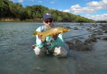 Yellowfish Fly-fishing Situation – Marco Linguerri shared this Cool Image in Fly dreamers