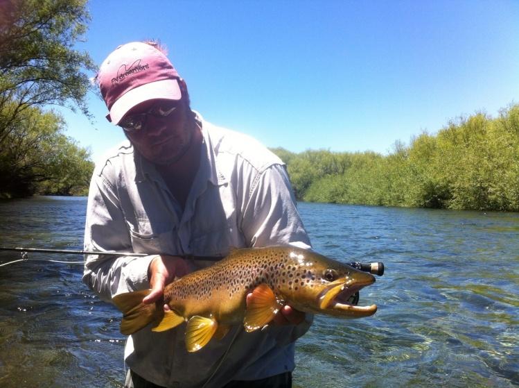 Fishing Report: Chimehuin River, Collon Cura River by ...