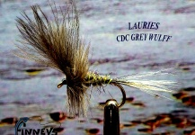 LAURIES GREY CDC WULFF
