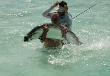 Fly-fishing Image of Tarpon shared by Juan Pablo Gozio – Fly dreamers