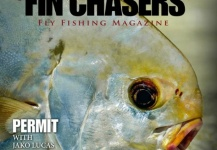 Fin Chasers Magazine Cover - Indo-Pacific Permit - Fly dreamers