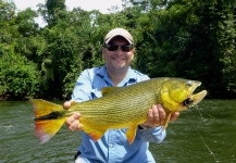 Fly-fishing Pic of Golden Dorado shared by Mau Velho – Fly dreamers