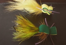 Luís Fernando Errera 's Fly-tying for Wolf Fish - Pic – Fly dreamers