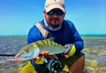 Xavier Rivas 's Fly-fishing Pic of a Bonefish – Fly dreamers
