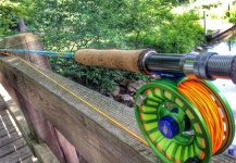 Cierra Bennetch 's Sweet Fly-fishing Gear Photo – Fly dreamers