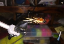 Fly-tying for Western Australian salmon - Picture shared by Jason Tipps – Fly dreamers
