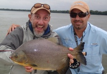 Andes Drifters 's Fly-fishing Catch of a Pacu – Fly dreamers