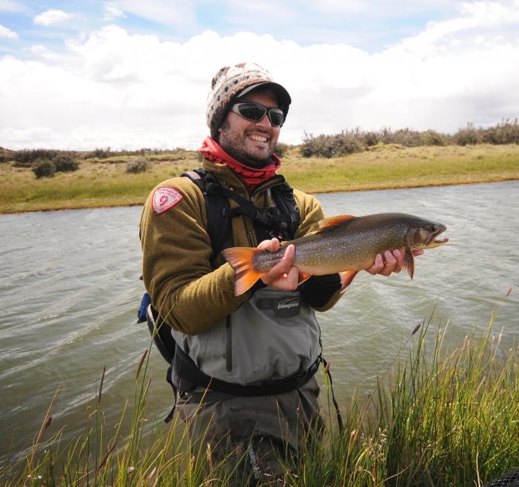 Juan Manuel Biott 's Fly-fishing Photo of a Brook trout ... - photo#38