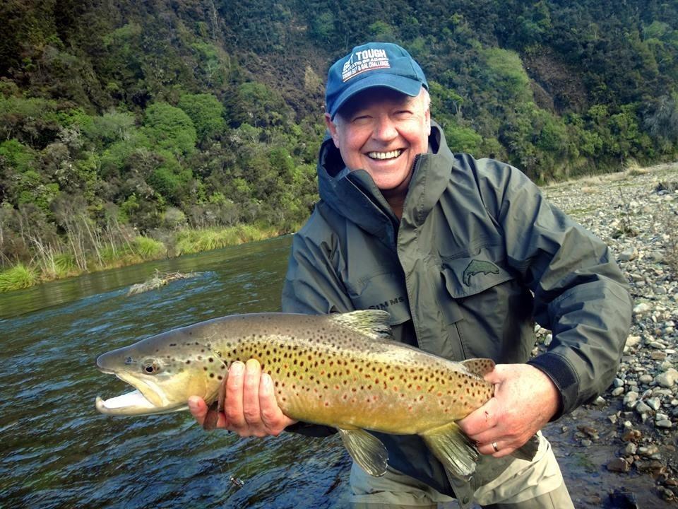 Fly Fishing Lodges New Zealand North Island