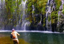 Mike Campbell 's Cool Fly-fishing Situation Photo – Fly dreamers