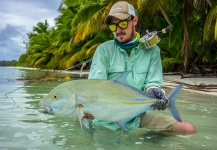 Fergus Kelley 's Fly-fishing Photo of a Bluefin trevally – Fly dreamers