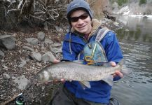 Fly-fishing Picture of Whitefish shared by Luke Alder – Fly dreamers
