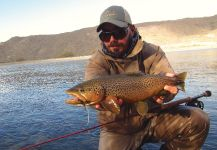 Great Fly-fishing Situation of Loch Leven trout German - Picture shared by Nicolás Schwint – Fly dreamers