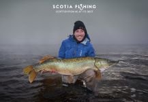Scotia  Fishing  's Fly-fishing Picture of a Pike – Fly dreamers