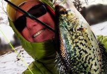 Jack Denny 's Fly-fishing Picture of a crawpie – Fly dreamers