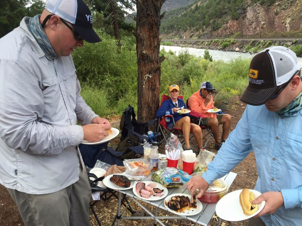 Colorado outfitter reviews western colorado outfitters for Fly fishing outfitters