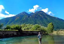 Musicarenje.net  Cicko Murino 's Impressive Fly-fishing Situation Photo – Fly dreamers