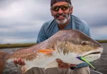 Frankie Marion 's Fly-fishing Photo of a Redfish – Fly dreamers