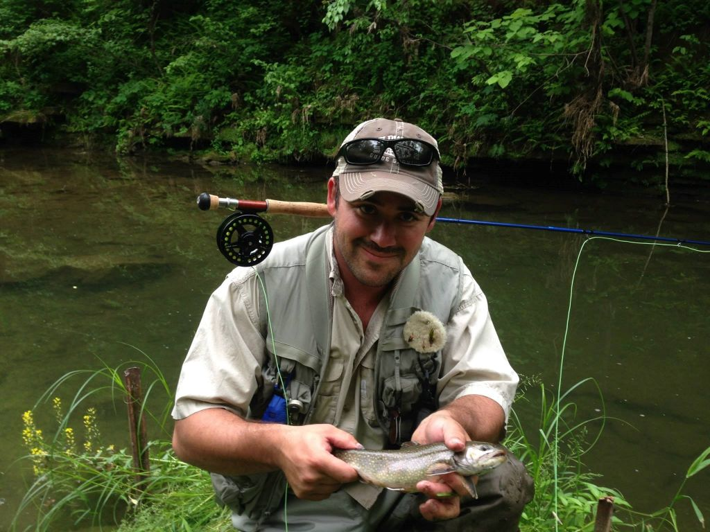 Rod woten fly fishing guide fly dreamers directory for Fly fishing iowa