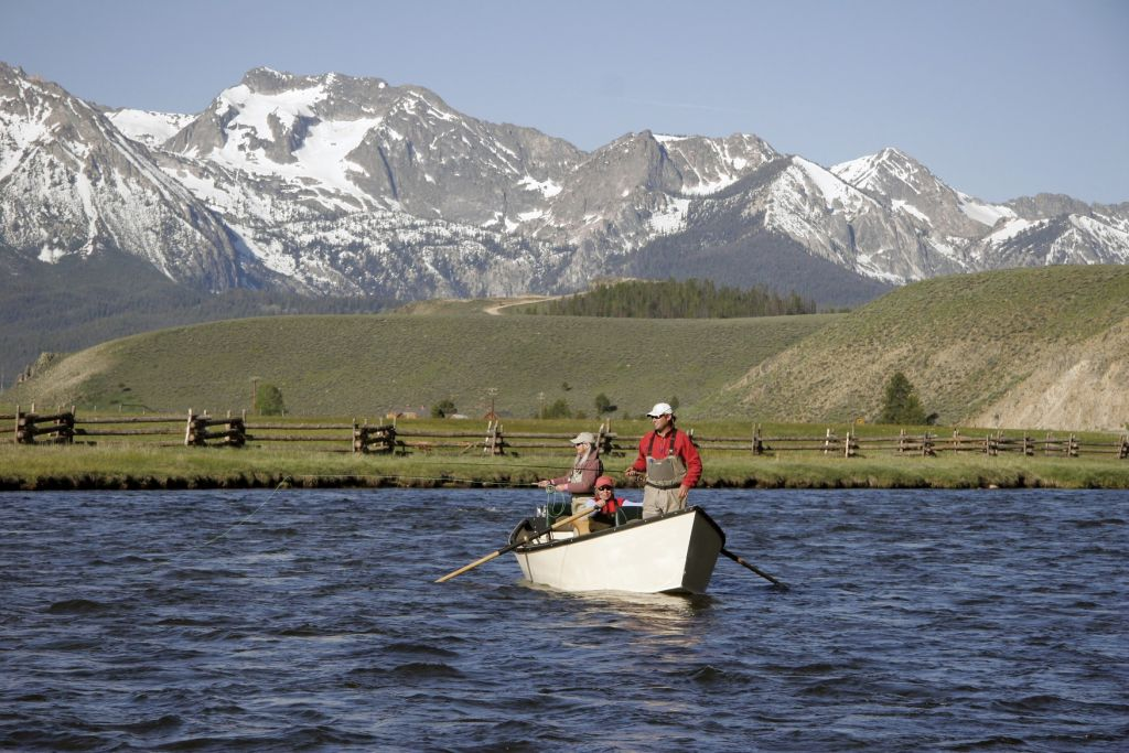 Silver creek outfitters fly fishing outfitter fly for Silver creek fishing report