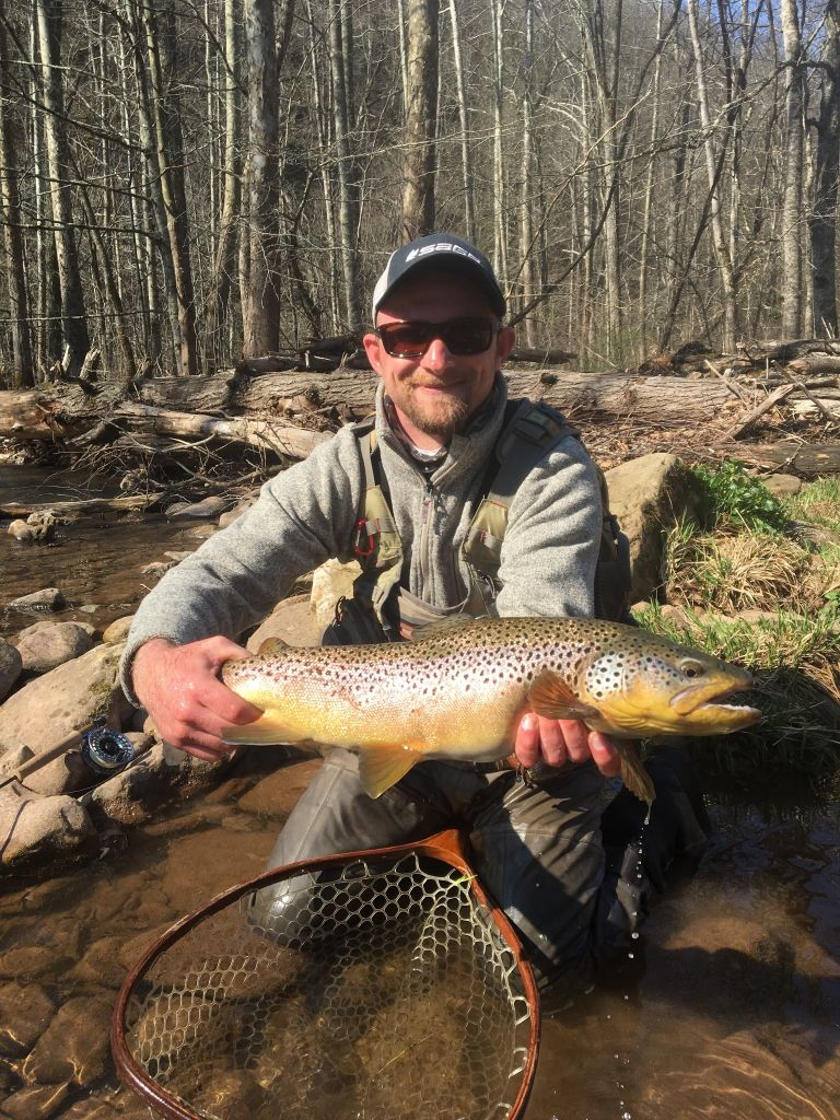 Elk springs resort and outfitters fly fishing outfitter for Trout fishing in wv