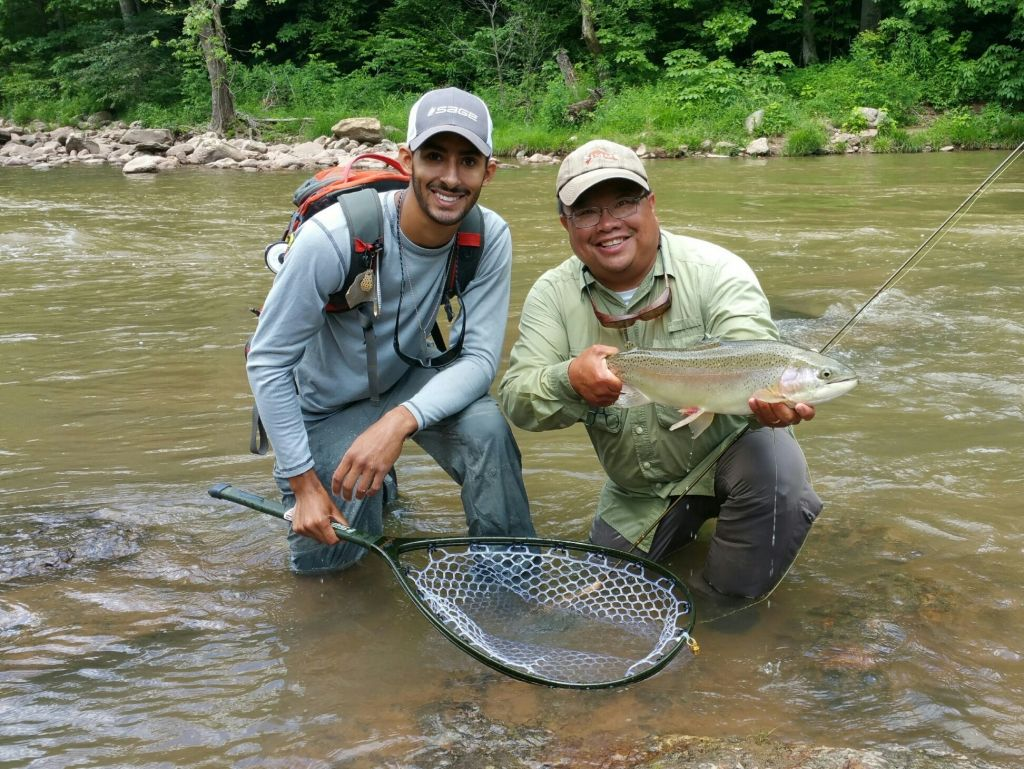 Elk springs resort and outfitters fly fishing outfitter for Fly fishing west virginia