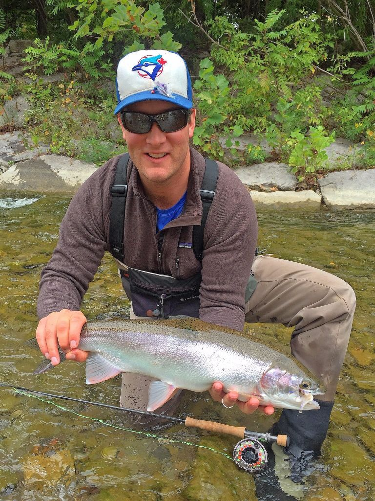 Christopher finitz fly fishing guide fly tying for Fly fishing book