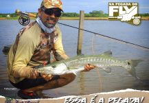 Kid Ocelos 's Fly-fishing Catch of a Barracuda – Fly dreamers