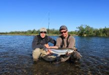 Fly-fishing Situation of Dolly Varden - Picture shared by Ed Fannon | Fly dreamers