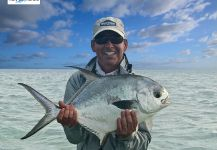 Peter Kaal 's Fly-fishing Catch of a Permit | Fly dreamers