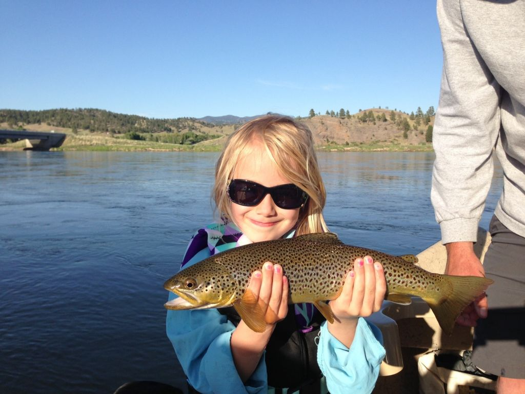 Montana fishing outfitters fly fishing outfitter fly for Fishing in missouri